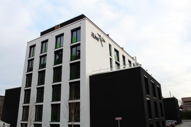 Studentenwohnheim Neubau von 198WE & Tiefgarage Aachen